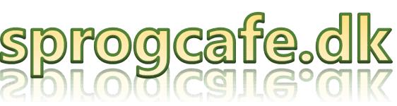 Logo of SPROGCAFE.DK - EN ONLINE KURSUSPORTAL